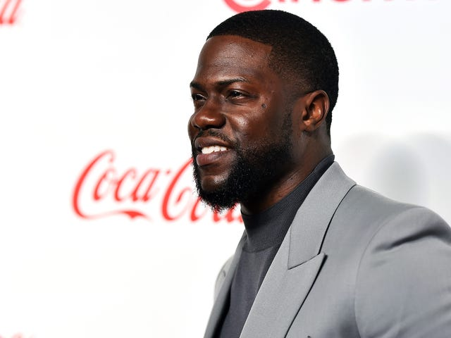 Kevin Hart suffered multiple spinal fractures in Labor Day crash