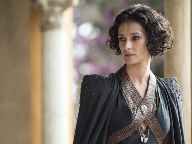 Hej, Game of Thrones , WTF är upp med Dorne?