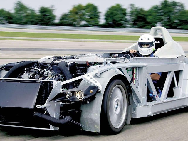 BMW Is In On GT1 Discussions: Report
