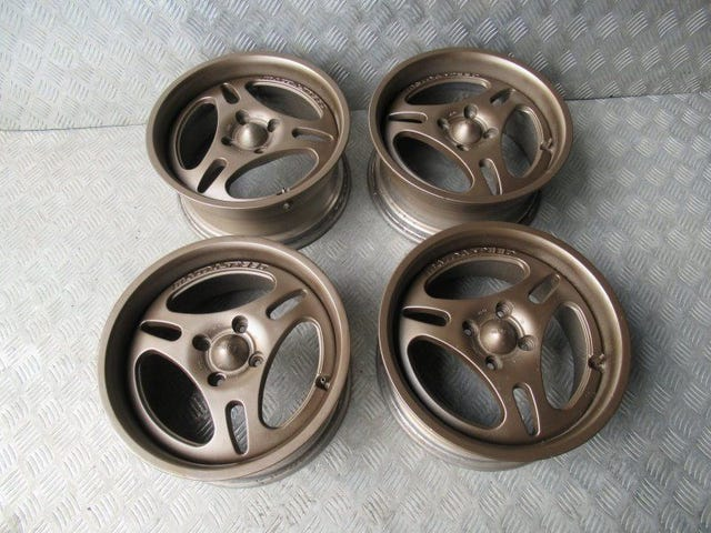 ...Speaking of Miatas, I would rock these all the way to Radwood!