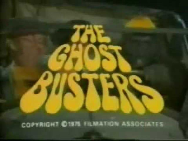 Los cazadores de fantasmas