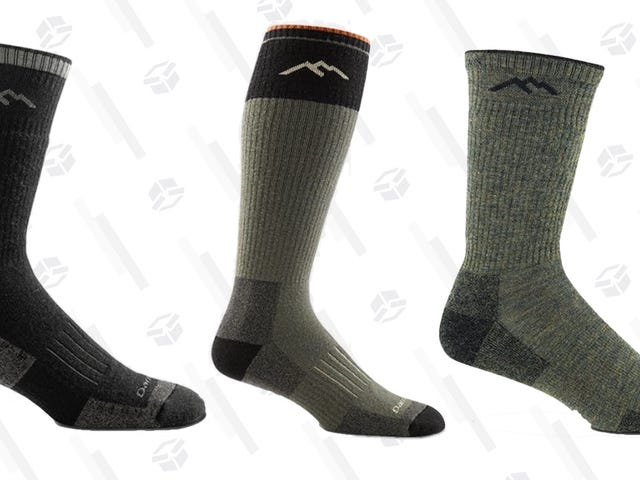 Time to Put On Your Savings Shoes - Reader-Favorite Darn Tough Socks Are On Sale