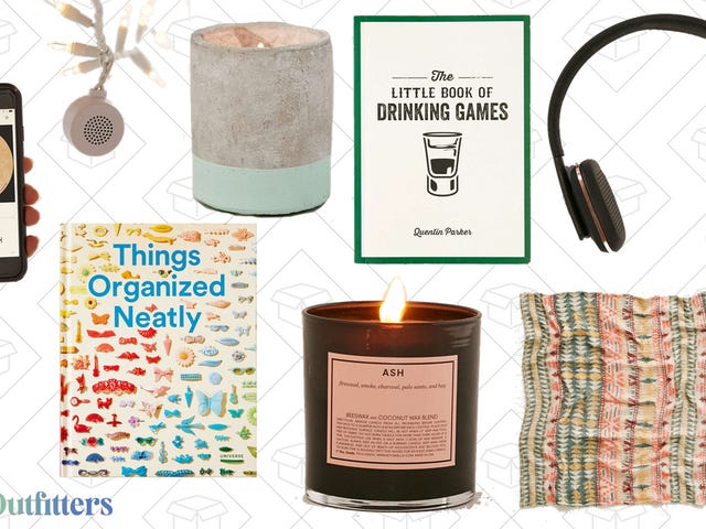 Give Gifts Your Friends Will Actually Like with 20% Off at Urban Outfitters