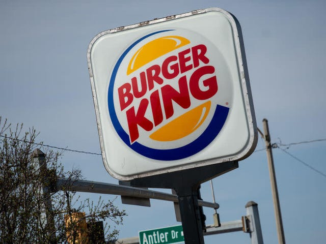 Burger King awards free Whoppers to math whizzes, people who know how to Google