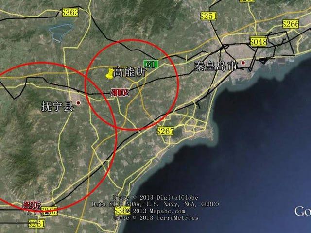 Rancangan Terungkap untuk Collider Zarah Besar di China
