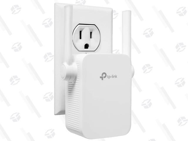 This Range Extender Won't Work Miracles, But It Doesn't Have To For $15