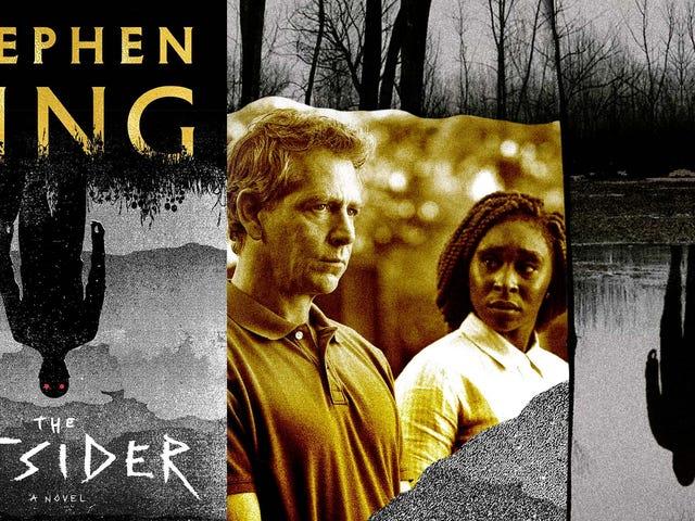 Richard Price gav Stephen King's The Outsider nøjagtigt, hvad den havde brug for: Mere død