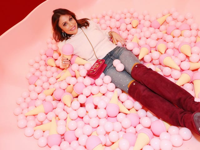 Bethenny Frankel Is Very Important, According to Important Person Bethenny Frankel