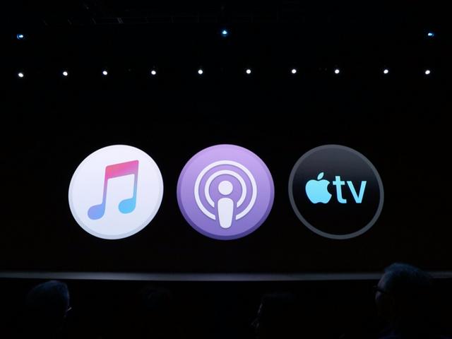 iTunes er død (og resten av nyhetene om macOS)