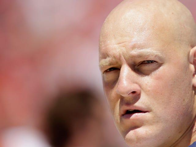 """Tidligere NFL Lineman Ryan Miller Detaljer Effekterne af hans hjernerystelser: """"Alt jeg ville gøre, var dø"""""""
