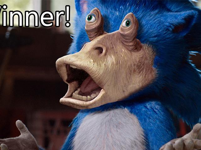 &#39;Concurso de Loja: <i>Star Wars</i> X Sonic, vencedores!