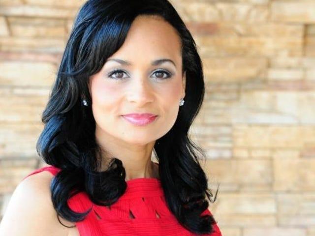 트럼프의 새로운 국가 대변인은 아프리카 계 미국인 차 Parti Katrina Pierson