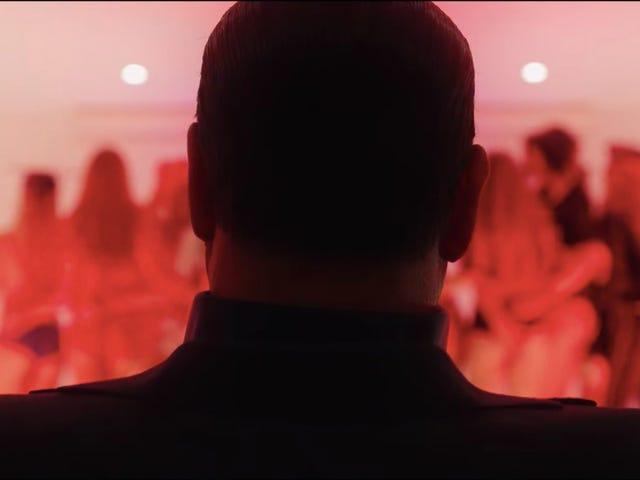 Paolo Sorrentino påtager sig en sleazy milliardær, der blev verdensleder (nej, ikke den) i Loro-teaseren
