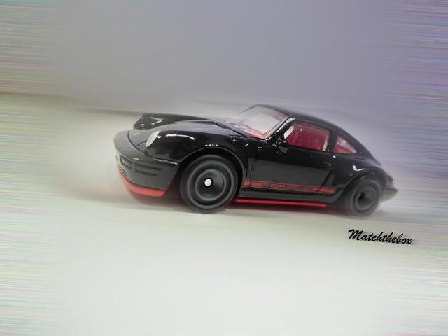 Rennsport: Black Beauty Porsche
