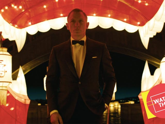 Skyfall winked at the tropes of James Bond, all while giving them a spectacular makeover