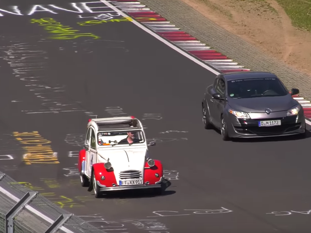 This Is What Makes the Nürburgring Amazing