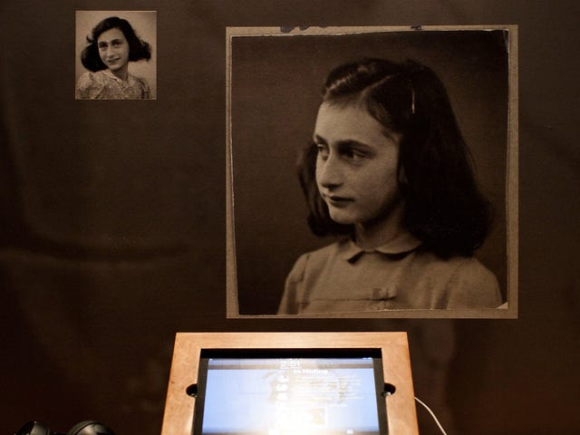 Researchers Find Dirty Jokes, Musings on Menstruation Covered Up in Anne Frank's Diary