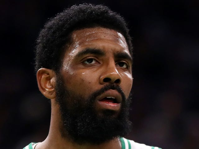 Is This Kyrie Irving Scolding Celtics Fans Under An Alias On Boston Talk Radio?