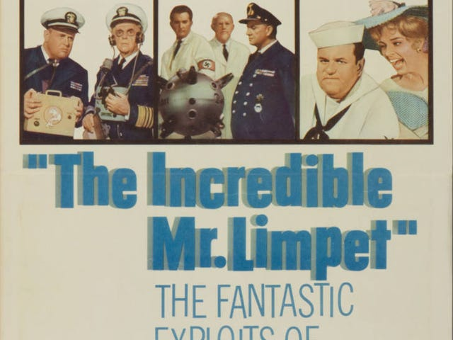 The Mr. Incredible Limpet