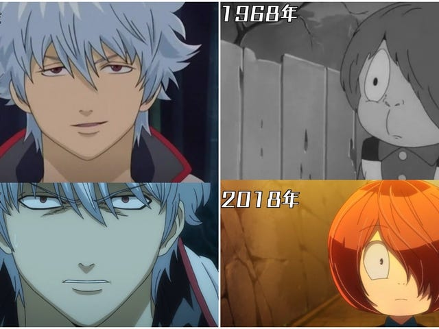 Anime Characters That Have Changed