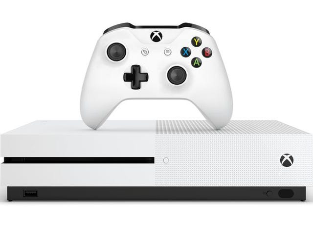"""<a href=""""https://news.avclub.com/microsoft-announces-not-1-but-2-new-xboxes-to-make-you-1798248294"""" data-id="""""""" onClick=""""window.ga('send', 'event', 'Permalink page click', 'Permalink page click - post header', 'standard');"""">Microsoft announces not 1, but 2 new Xboxes to make yours obsolete</a>"""