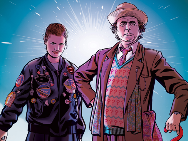 One ofDoctor Who's Most Underrated Doctors Is Getting His Own Comic