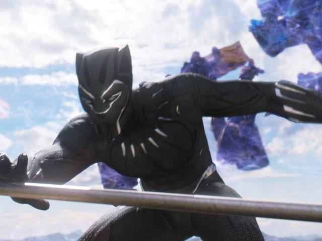 Ο λαός του Wauconda, Illinois, θα ήθελε να σταματήσετε να ρωτάτε εάν έχουν το Vibranium του <i>Black Panther</i>