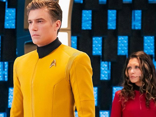 Ein neuer Star-Trek-Roman untersucht, was die Enterprise in der ersten Staffel von Discovery vorhatte