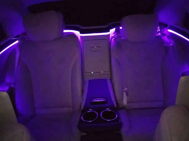 Trying to duplicate this effect with LED lighting