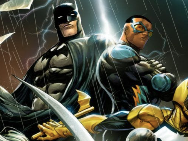 Batman and a New Generation of Outsiders Are Coming to DC Comics
