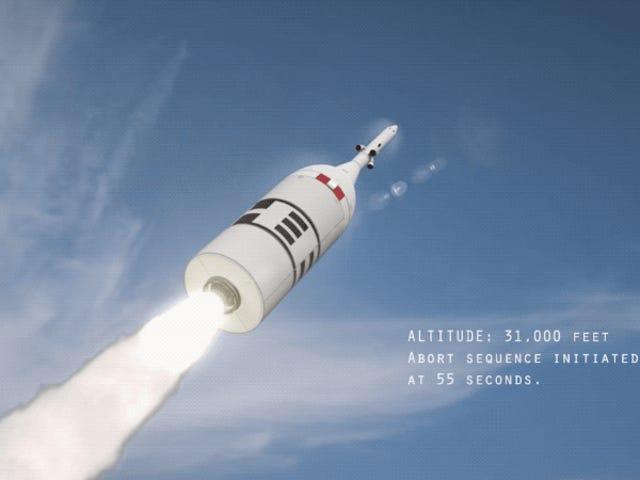Huỷ bỏ Sự phóng thành công viên Orion của NASA Âm thanh Tuyệt vời Tuyệt vời <em></em>