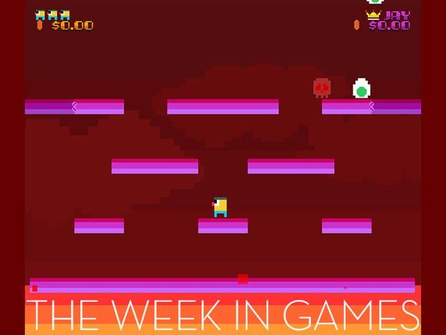 The Week In Games: Happy New Year?