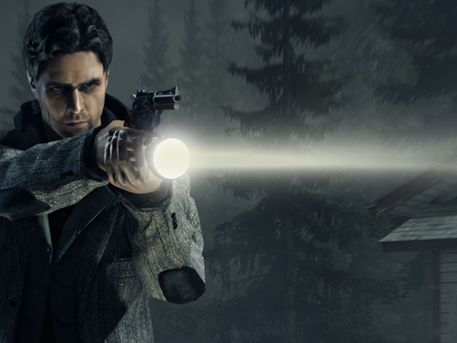 Supernatural Video Game Alan WakeIs Becoming a TV Show