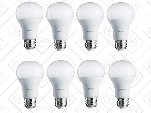 Upgrade to 100W-Equivalent LED Bulbs For Less Than $4 Each