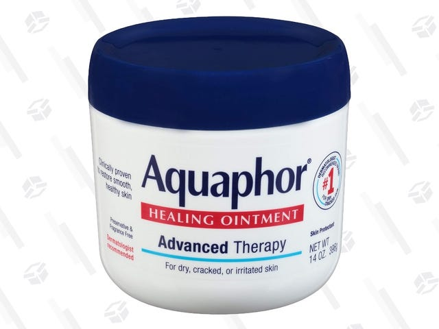 Wave Goodbye to Dry Skin With This Discounted Jar of Aquaphor