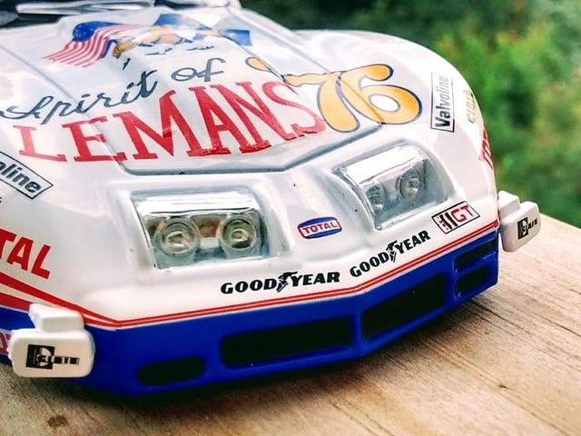 Happy 4th - Greenwood Corvette