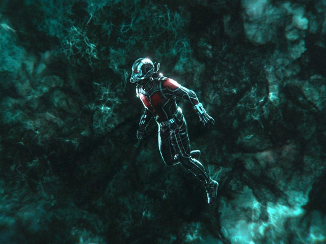 <i>Ant-Man & The Wasp</i> Concept Art Shows the Quantum Realm City We Never Got to See