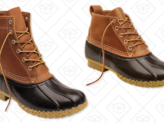 Your Best Men's Snow Boots Are From L.L. Bean