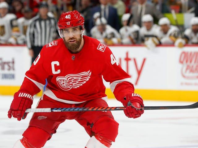 Looks Like Henrik Zetterberg's NHL Career Is Over