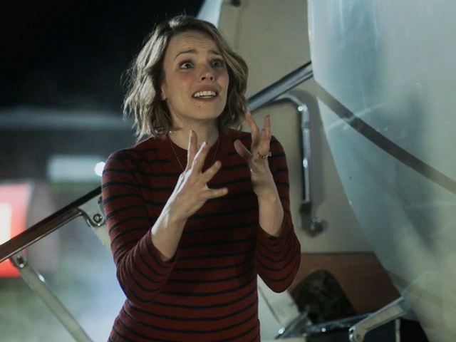 If the Oscars valued smart comic acting, Rachel McAdams would be a shoo-in for <i>Game Night</i>