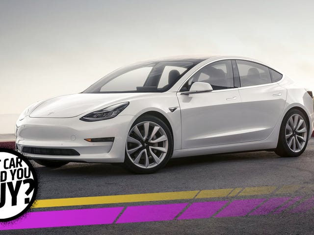 I Need To Drive Something While I'm Waiting For My Tesla Model 3! What Car Should I Buy?