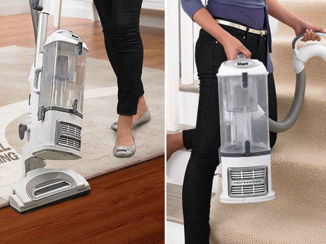 Save $50 on the Step-Up Model Of Your Favorite Affordable Vacuum