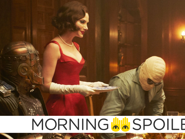 New Rumors About a Very Peculiar DC Character Coming to Doom Patrol