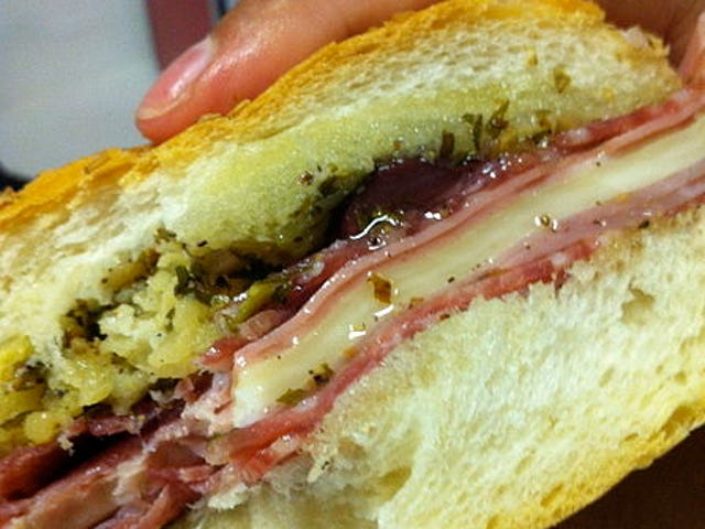 Sandwich of the Day: Muffuletta
