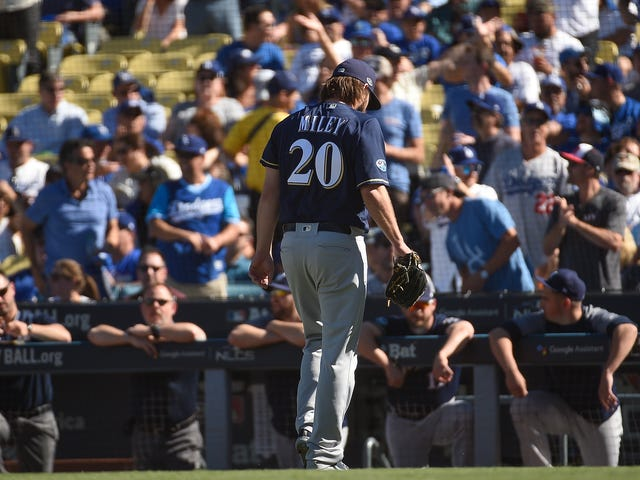 Craig Counsell Pulled His Game 5 Starter After One Batter, On Purpose