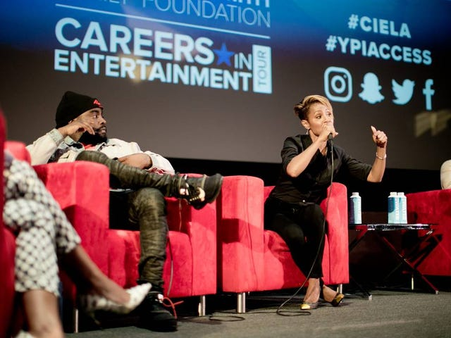 Will and Jada Smith Want the Youth to Know Opportunities Are Out There for Them in Entertainment