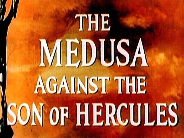 Svengoolie: The Medusa Against the Son of Hercules (1963)