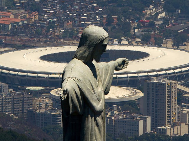Electricity Turned Off At Rio's Maracanã Stadium After Olympic Organizers Can't Pay Bill