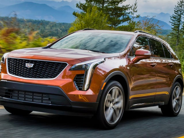 Cadillac'ın ABD Satışları Altı Yılda İlk Kez Yükseldi