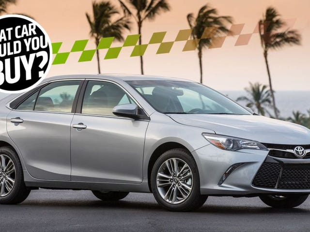 I Regret Buying My Responsible Camry And Want Something Fun! What Car Should I Buy?